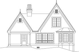 outline of house plan house plans