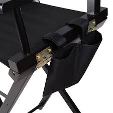 Professional Makeup Artist Chair Amazon Com Tangkula Height Makeup Artist Directors Wood Chair