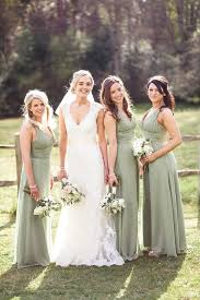 green bridesmaid dresses best 25 green bridesmaid dresses ideas on