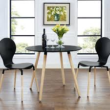 small round wooden dining table and chairs small round dining