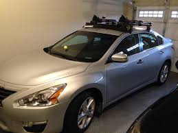 Ford Escape Kayak Rack - 2014 altima with yakima roof rack roof rack storage yakima