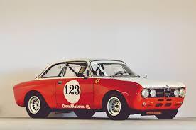 1969 alfa romeo gta 1750 gtv modified gtam classic driver market