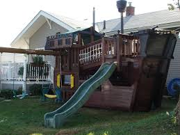 build diy diy pirate ship playhouse plan plan wooden wooden plant