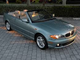 2004 bmw 325ci convertible for sale 2004 bmw 325ci fort myers florida for sale in fort myers fl