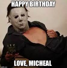 Meme Sexy - sexy michael myers halloween tosh memes imgflip