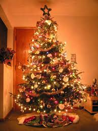 christmas tree decorations modern decor home decoration