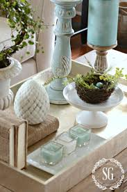 Side Table Ideas For Living Room Best 25 Trays For Coffee Table Ideas Only On Pinterest Coffee