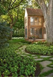 How To Design My Backyard by Beautifully Neat Step Stones As Backyard Garden Pathway Design
