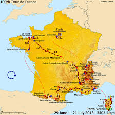 Tour De France Map by Tour De France 2013 Two Stages For Nice And Cagnes Life In Riviera
