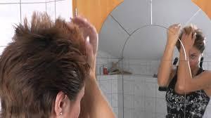 Kurzhaarstyling Frauen by Meine Haarstyling Routine