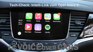 opel car astra tech check opel astra k 2016 intelli link apple carplay android