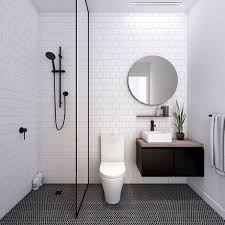 black and white bathroom design ideas the 25 best scandinavian bathroom ideas on