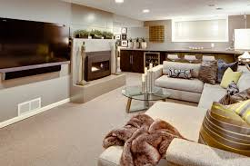 Basement Living Room 8 Awesome Basements We Wouldn U0027t Mind Hang Out In All The Time