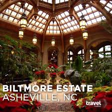 Asheville Nc Botanical Garden by Travel Channel The Biltmore Estate In Asheville Nc Gets