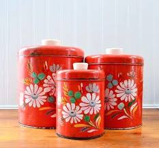 vintage kitchen canisters kitchen canisters kulfoldimunka club