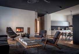 Beautiful Dark Themed Homes - Homes interior design themes