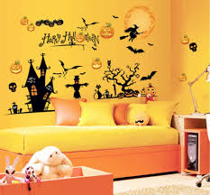 halloween body stickers halloween decorations ideas inspirations indoor halloween 60 diy