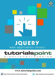 tutorialspoint qtp jquery tutorials point by amit raj pdf drive