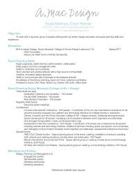health services administration resume college app resume sample