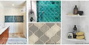 bathroom tile trends bathroom tile trends for 2016 shower of your dreams series refresh