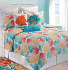 Beachy Comforters Captiva Island By C U0026f Quilts Beddingsuperstore Com