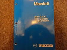 mazda 6 manual ebay