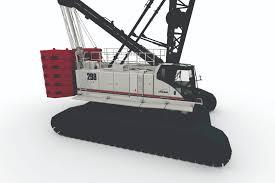 298 hsl series 2 link belt cranes