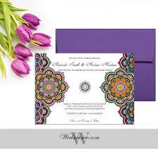 Carlton Cards Wedding Invitations Mandala Coloring Wedding Invitations Coloring Unique