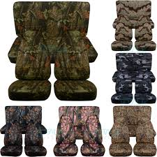 military camo seat covers velcromag