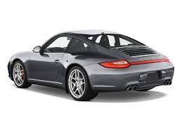 porsche carrera back 2009 porsche 911 carrera 4 and carrera 4s porsche coupe and