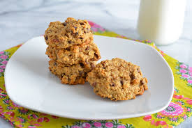 breakfast cookie nourished simply