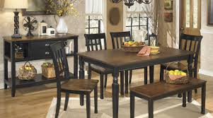 Furniture Ashley Furniture Bench Ashley Furniture Round Dining by Ashley Furniture Dinette Sets Dining Tables Kitchen Table Sets