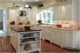 White Knotty Alder Cabinets Kitchen Wallpaper Full Hd Wooden Flooring Designs Otstanding