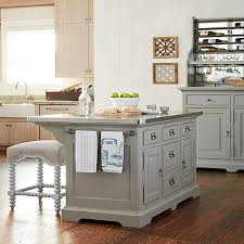 white island kitchen kitchen islands carts large stainless steel portable kitchen