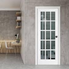 2 Panel Glazed Interior Door Internal Doors With Glass Internal Doors