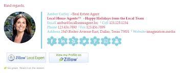 professional email signature template email signature rescue