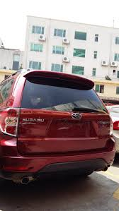 subaru exiga 2009 buy spoiler subaru forester and get free shipping on aliexpress com