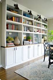 Ikea Billy Bookcase Ideas Ikea Billy Bookcase Library Hack Ikea Billy Library Wall And