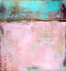 abstract pink paintings google search art i admire pinterest