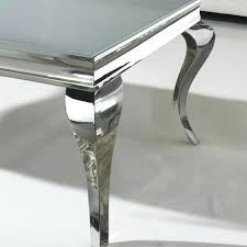 Glass And Chrome Coffee Table Glass And Chrome Coffee Table Glass Chrome Coffee Tables Uk