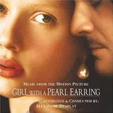 earring girl girl with a pearl earring soundtrack