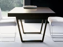 ebony table and chairs nella vetrina dona gueta modern italian designer ebony dining table