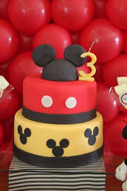 mickey mouse cake 29 magical mickey mouse party ideas spaceships and laser beams