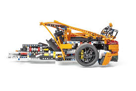 porsche lego set a lego technic porsche 911 gt3 rs was crash tested by adac autobics