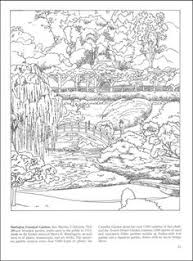 nature scene coloring pages detailed coloring pages for adults backyard animals and nature