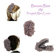 banana comb 19 best fabric banana clip comb images on banana clip