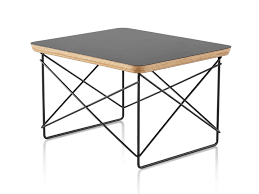 eames wire side table eames wire base low table herman miller