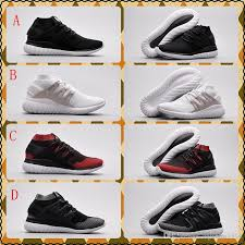 Most Comfortable Casual Sneakers Tubular Nova Pk Y3 Men Women Sock Like Casual Shoes All Black