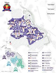 Coronado Springs Resort Map Maps Walt Disney World Disney World Theme Park Maps Wdw Help