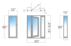 Closet Door Measurements Interior Door Sizes Interior Door Sizes Interior Doors